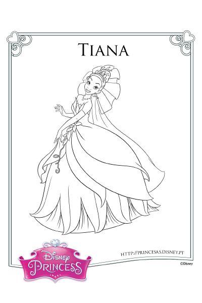 Mejores 13 imágenes de Tiana en Pinterest | Tiana, Disney jr y ...