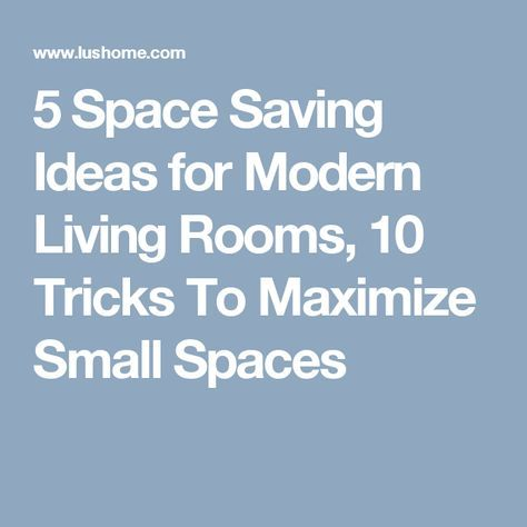17 best ideas about maximize small space on pinterest small bedroom designs small bedroom - Maximize small spaces property ...