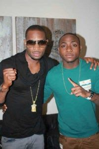 SingerDbanjhas congratulated the rave of the momentDavido in a new post on Instagram. The revered singer took to Instagram to hail Davido over his (Davidos) achievement in 2017 including the success of his 3o Billion Concert.  In his post Dbanj referred to Davido as the man of the hour and he had only good words for the DMW boss.  See his post below.
