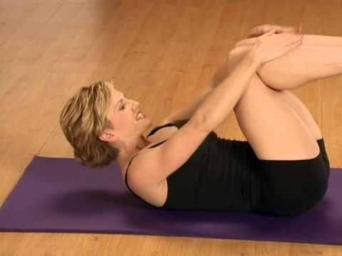Michelle Dozois - Pilates for Dummies - Basics 1 - YouTube