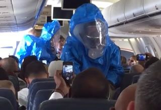 Why You Don't Joke About Ebola On An Airplane