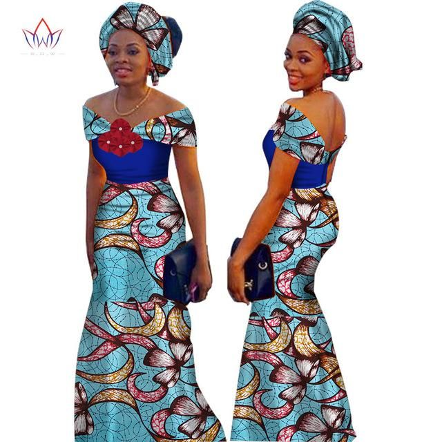 Best 25+ Long African Dresses Ideas On Pinterest