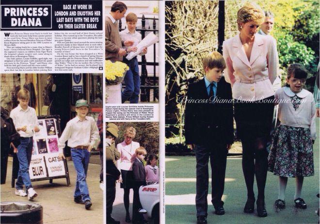 """April 16, 2017 – Princess Diana News Blog """"All Things Princess Diana"""""""