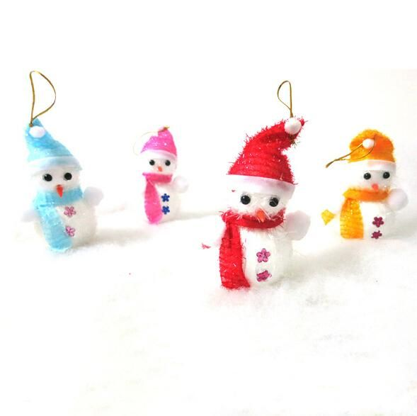 Snowman ornaments for $1.23