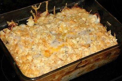 Vidalia Onion Casserole!  Looks delicious!