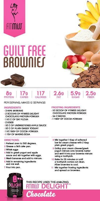 Fitmiss brownies