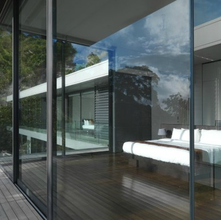 Villa Amanzi In Thailand By Original Vision Seamless Integration Of  Indoors/outdoors