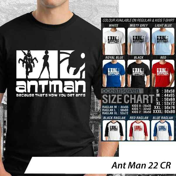Ant Man 22 CR