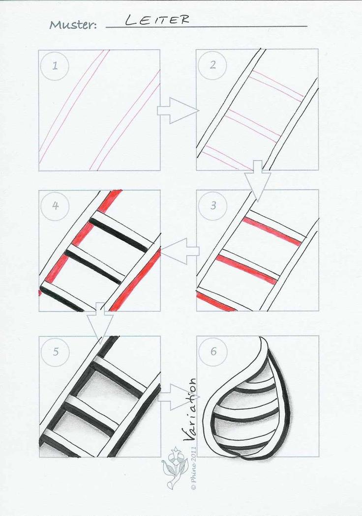 Ladder by Zendoodle-Wege aka Phine