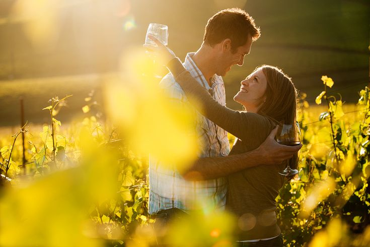 I must do a vineyard  E session!!   Love this girls work!! {Lauren + Peter} Engagement Photo Shoot Eugene, OR | Eugene, OR Wedding Photographer » Kimberly Kay Photography