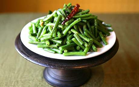 Madhur Jaffrey's favourite recipes: South indian-style stir-fried green beans - Telegraph