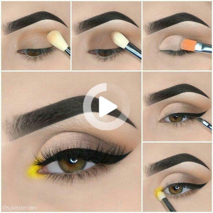 Kylie Jenner Halloween Palette 2020 eyeshadow for halloween makeup #eyeshadow kylie jenner makeup #eye