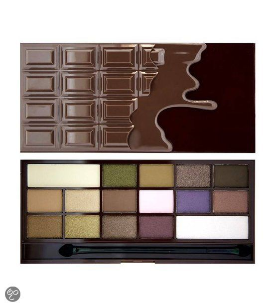 Makeup Revoluton Wonder Palette I Heart Chocolate