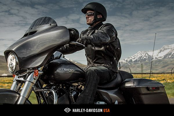 Comfort So Incredible It Had To Be Patented - The new Harley-Davidson(R) Triple Vent System(TM) keeps air flowing around you for ultimate riding comfort.