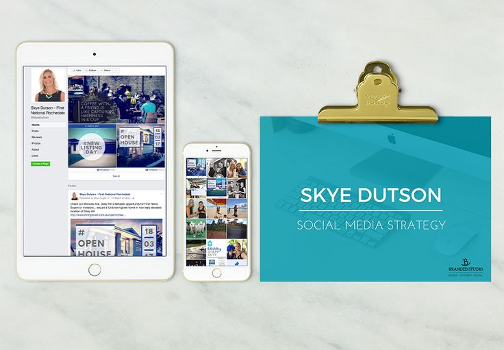 Digital branding project for Skye Dutson First National Real Estate, including new blog and social media strategy.