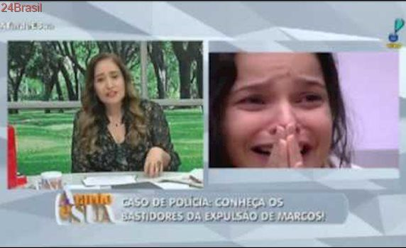 Sônia Abrão detona BBB 17 e fala sobre expulsão de Marcos