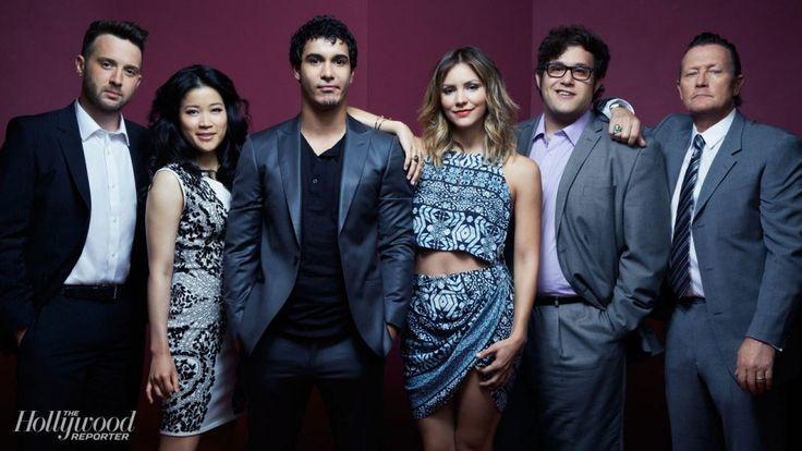 Scorpion cast. Love them all with all my heart! :) #scorpion #kurttasche #successwithkurt