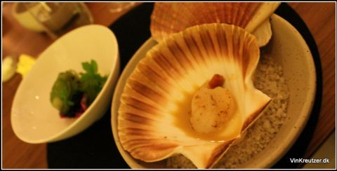 Restaurant AOC - en herlig middag - Vinblog
