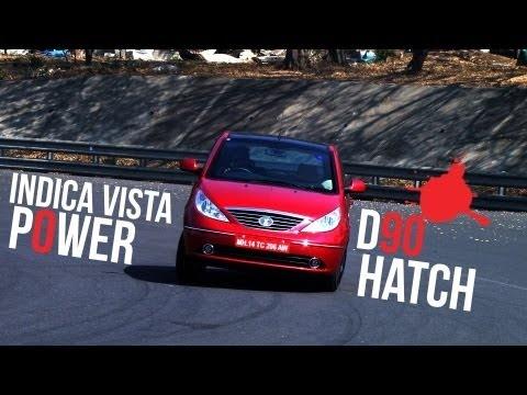 Tata Indica Vista D90 Review: Aditya, CarTrade.com