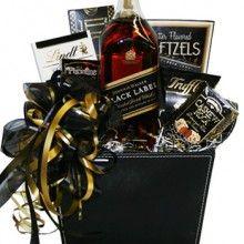 Build a Basket   Bourbon and Whisky Pre - Designed Gift Baskets