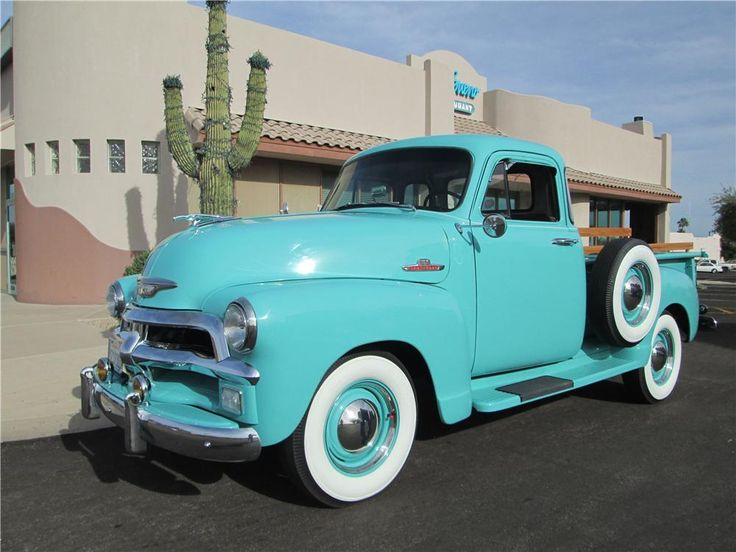 1955 CHEVROLET 3100 Lot 752 | Barrett-Jackson Auction Company