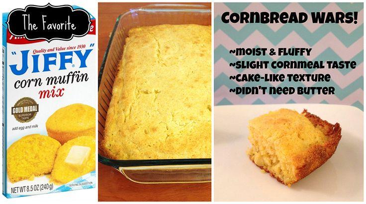 Cornbread Wars! | Food | Pinterest