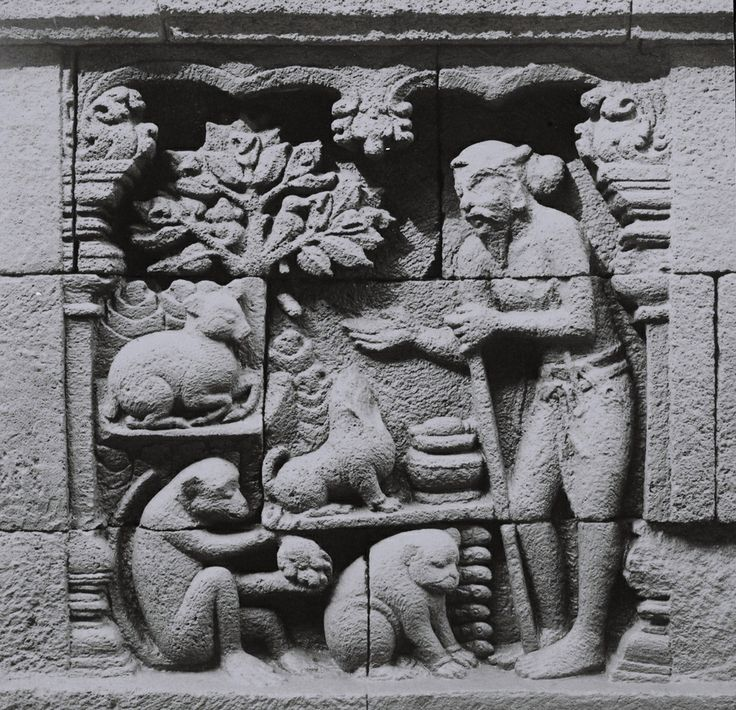 Amazing Story of the Bigs Borobudur Temple Reliefs