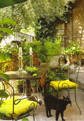 Pretty outdoor area. (1) From: Garden Rooms, please visit