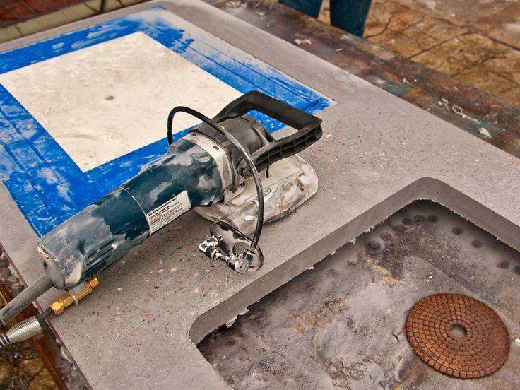 Concrete Polishing - Step 7 | CHENG Concrete Exchange