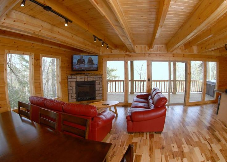 Inspiration Point   Red River Gorge Cabin Rentals   (Cabins) Red River Gorge  And