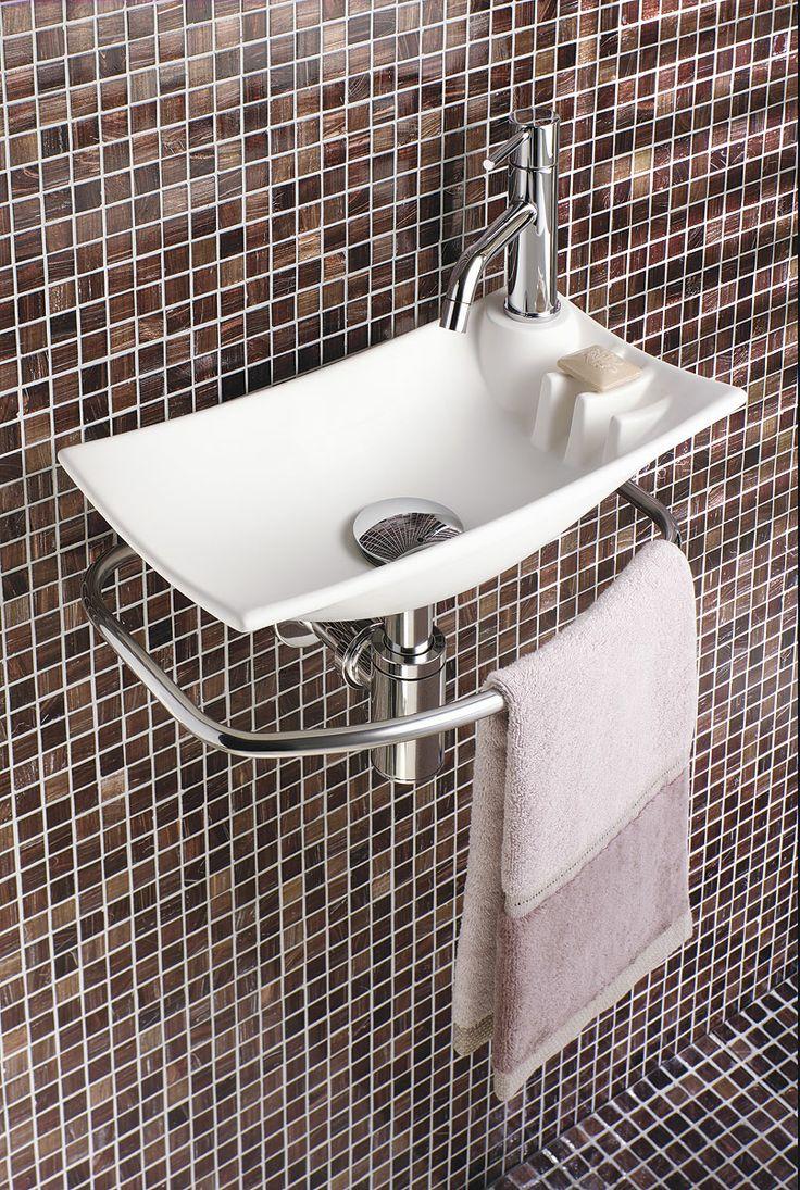 17 best images about wc on pinterest wall mount vessel. Black Bedroom Furniture Sets. Home Design Ideas