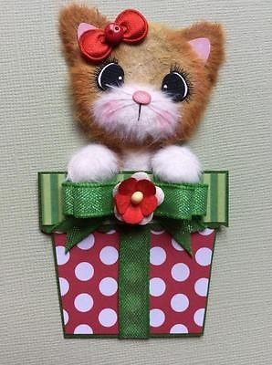 CHRISTMAS-KITTY-GIRL-Tear-Bear-Scrapbook-ELITE4U-3paperwishes