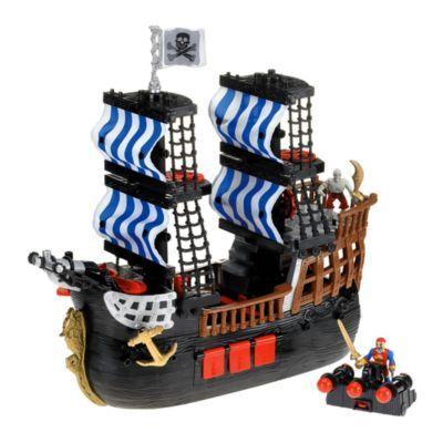 Imaginext® Pirate Ship | BrandsImaginext | Fisher Price