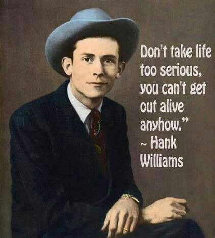 The Night Hank Williams Came To Town