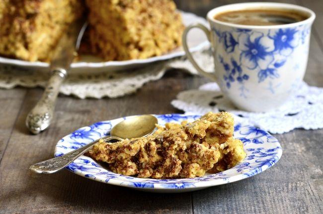 Рецепт торта «Муравейник» — как приготовить в домашних условиях - Портал «Домашний»