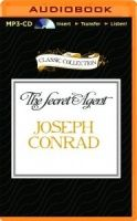 The Secret Agent written by Joseph Conrad performed by David Threlfall on MP3 CD (Unabridged)