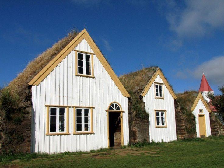 Islanda: Museo delle case di torba