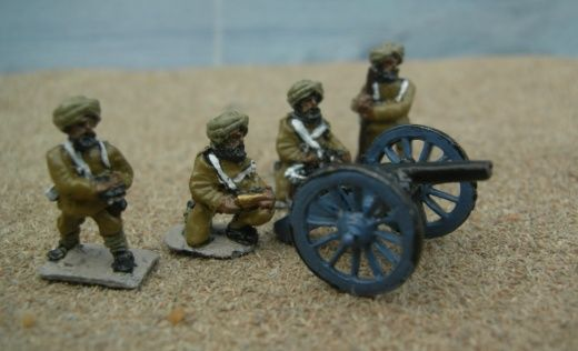 15mm Colonials