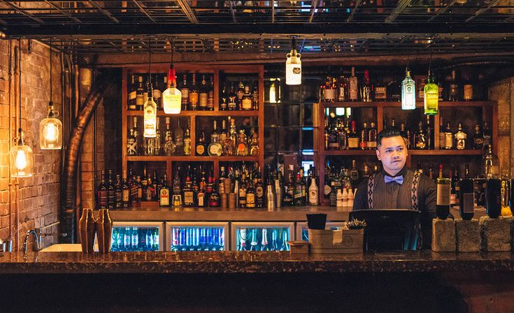 Time travel to the days of bootlegged liquor in this revamped, '20s-style warehouse venue. Find Prohibition at 206 Wickham Street, Fortitude Valley