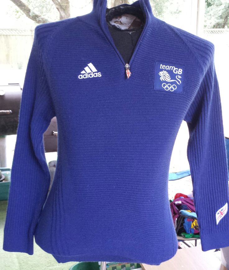 Team Issued Great Britain Olympic Athlete by VintageTrader14