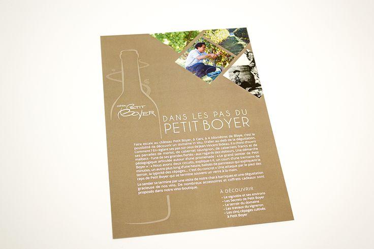 Flyer au format A5 imprimé en quadrichromie sur papier Couché Satiné 350gr #carterie #HPIndigo