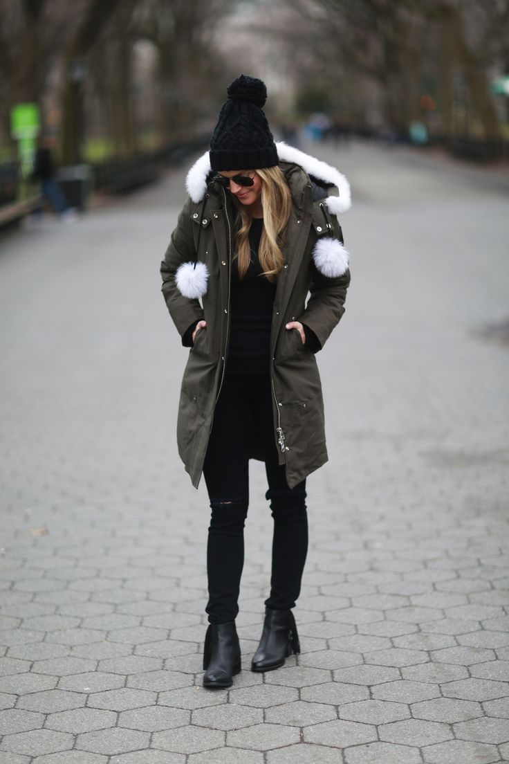 WINTER PARKA - Styled Snapshots
