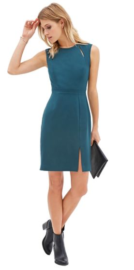 A beautiful dress for your office look or a cocktail event