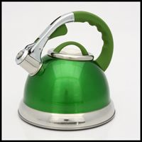 Snappy Chef Green Kettle for your induction stove