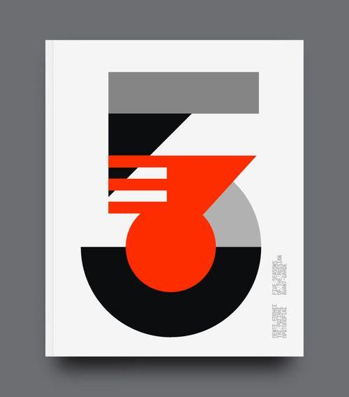 Russian Avant Garde poster.