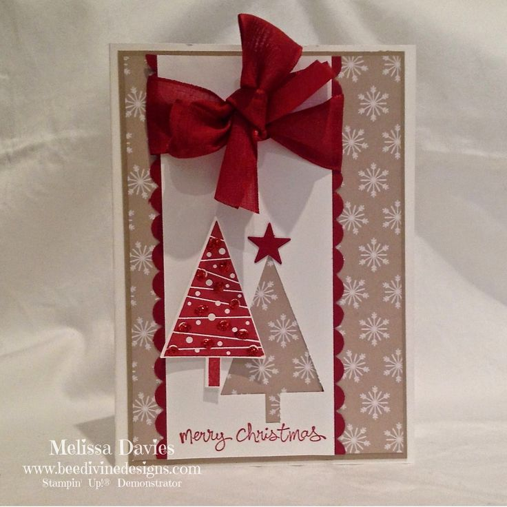 Bee Divine Designs - SU - Festival of Trees - Christmas - Under the Tree dsp