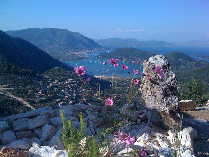 The beauty of Lefkada