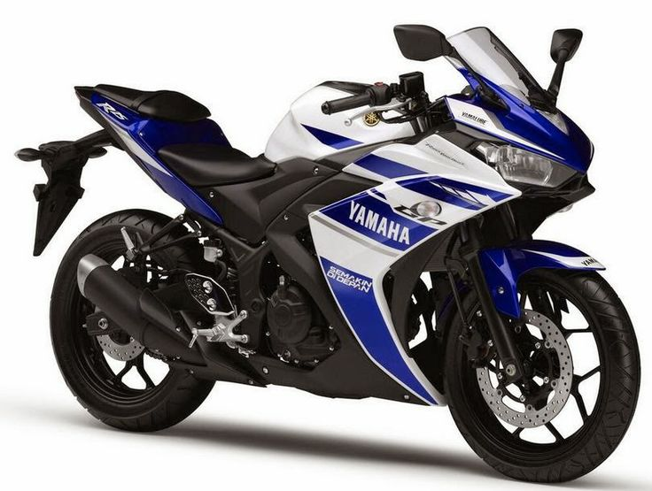 Yamaha R25