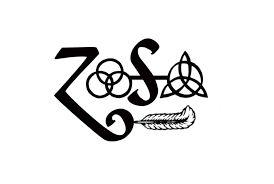 12 Best Led Zeppelin Symbols Images On Pinterest Led