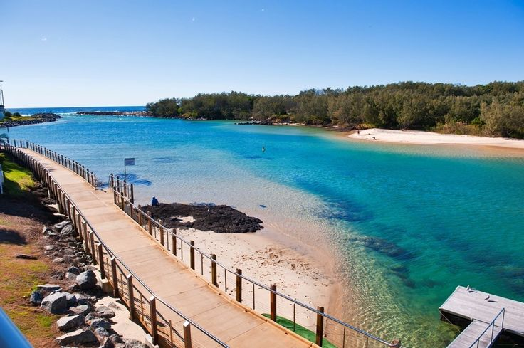Kingscliff, NSW - Kingscliff is like the smaller, quieter and prettier Gold Coast, with scenic beaches and rolling green parks, luxury stays and impressive restaurants.